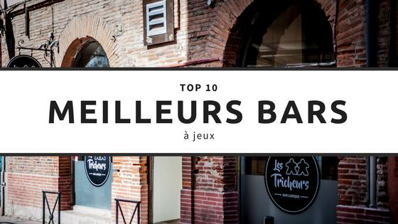 Top 10 des meilleurs bars à jeux