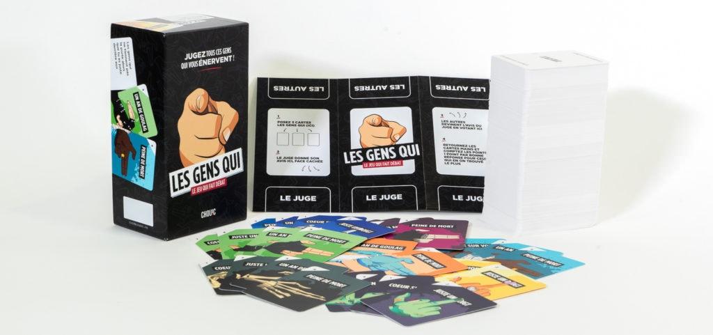 MEILLEURS JEUX DE SOCIÉTÉ POUR ADULTE avec des cartes