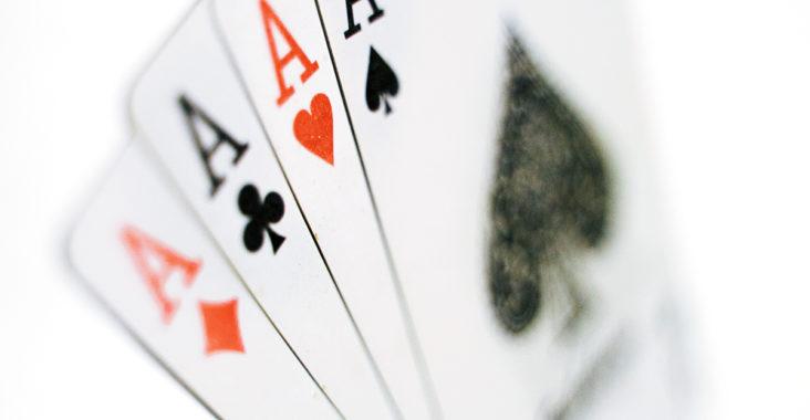 jeu de cartes - jeu d'alcool